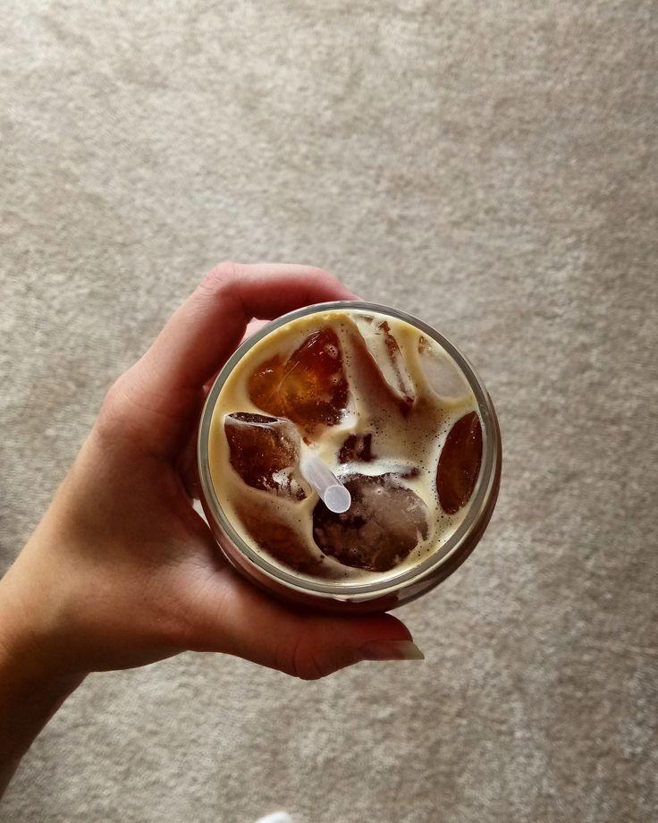 My iced love #coffee #coffeelove #iced #macchiato #positive #sunny #coffees #coffeemug #bestshot #earth #pure #freedom #czechrepublic #beautiful #bar #coffeelover #coffeeview #coffeehouse #espresso #cafe #kaffee #kaffeepause #kaffeeliebe #kaffeezeit #kaffeehaus #café