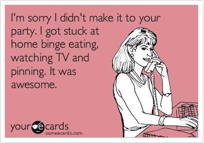 hahahahah seriously!!!Pinterest Sorry, Pinterest Humor, So True, Too Funny, Saturday Night Pinterest, Funny Cards, Friday Night Ecards, Totally Me, Someecards Com