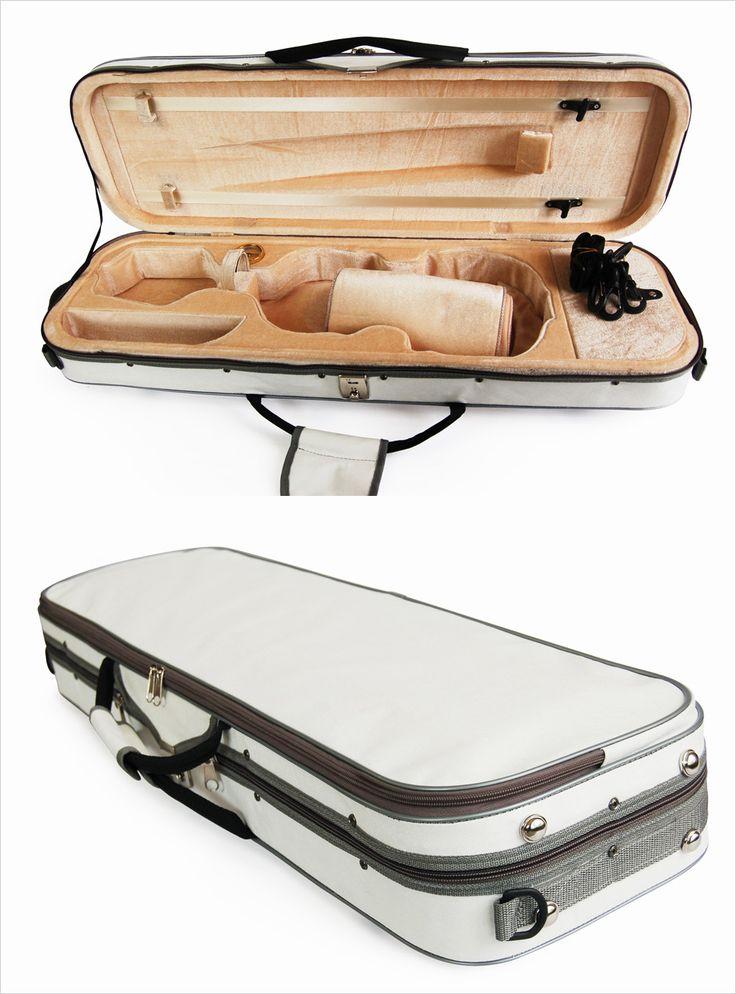 PE Leather Violin Case GKL-002