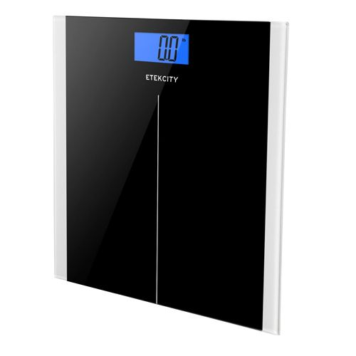 Etekcity Digital Body Weight Scale With Step-On Technology