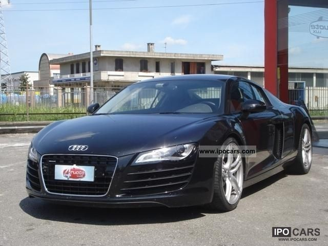 Audi R8 4.2 V8 2009 Used vehicle photo