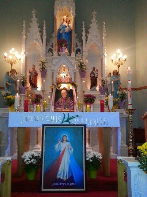 Saint Mary's Polish Church, Sydney, Cape Breton