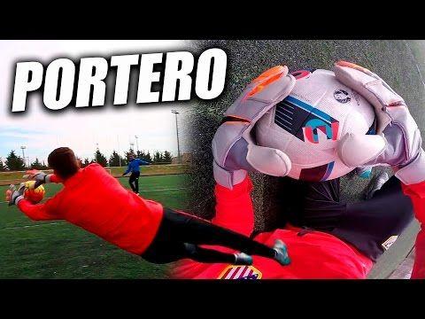 Como Ser Portero - Como Ser Arquero en Fútbol y Ejercicios de Portero (Entrenamientos para Porteros) - YouTube