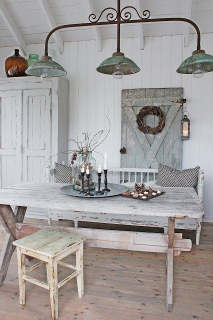 "VIBEKE DESIGN - more like ""Summer Barn"", but lovely nonetheless"