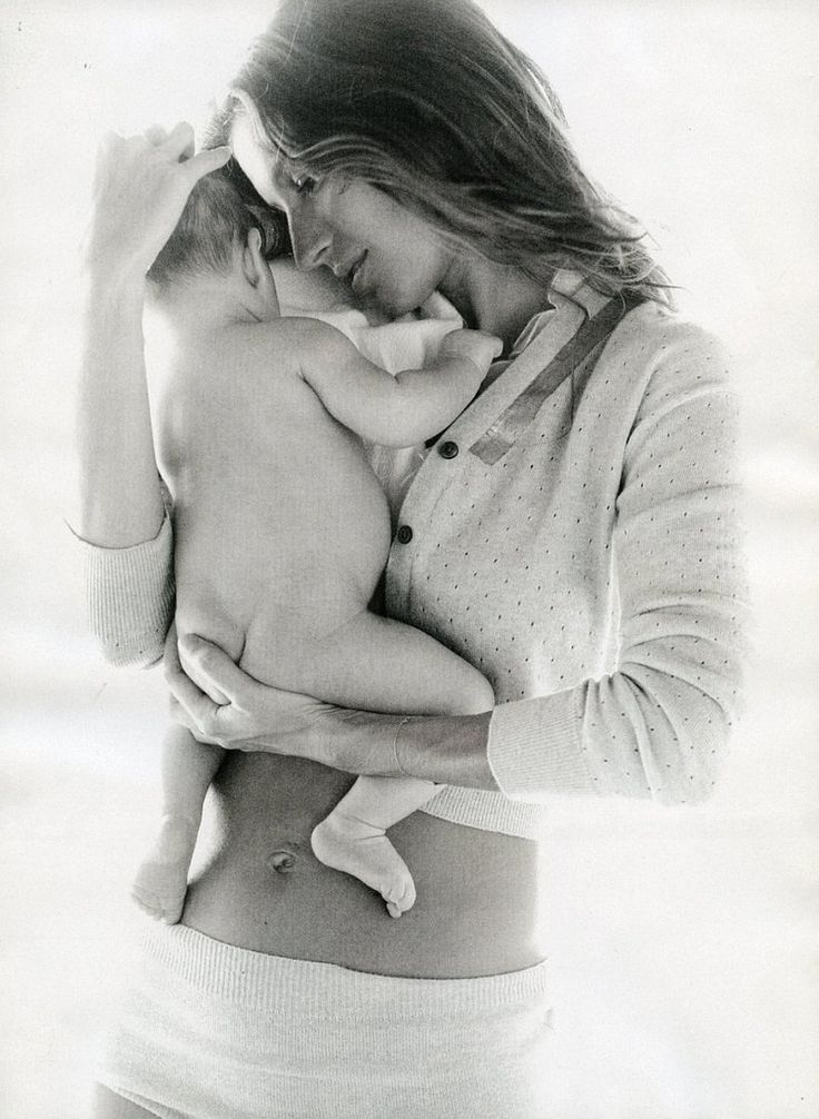 Earth Mother. Gisele Bundchen by Patrick Demarchelier | Vogue US April 2010