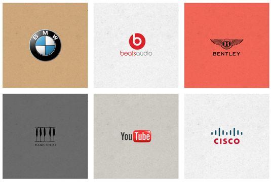 The secrets behind famous logos