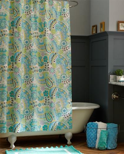 27 best blue paisley shower curtain images on pinterest bathroom ideas bathrooms decor and. Black Bedroom Furniture Sets. Home Design Ideas