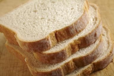 White bread - Brian Yarvin/Photographer's Choice/Getty Images