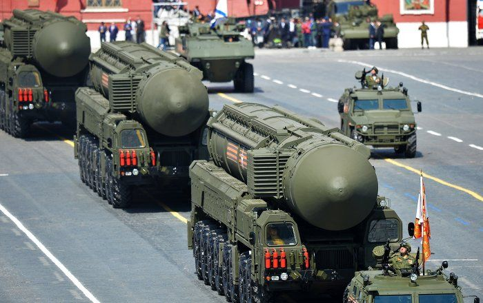 Modern, Strong, Expanding: Russia's Nuclear Arsenal Surpasses US