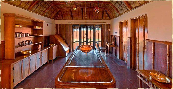Spa Ayurvedic room