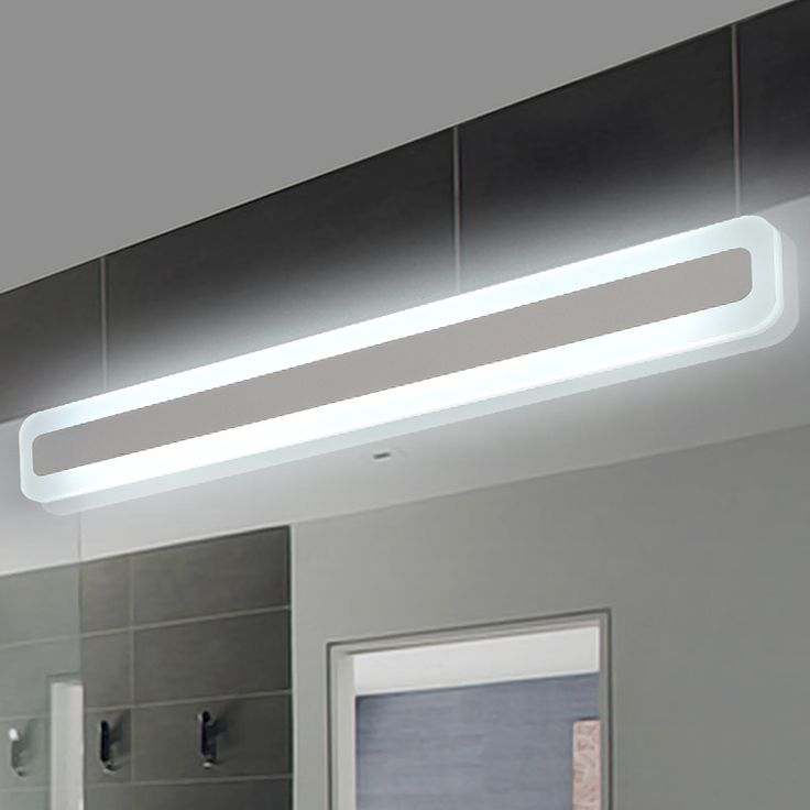Modern LED Mirror Lights 04M12M Wall Lamp Bathroom Bedroom Headboard Cabinet