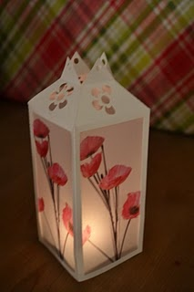 tutorial for vellum luminaries at DIY or Don't a wonderful website with lovely crafts!!