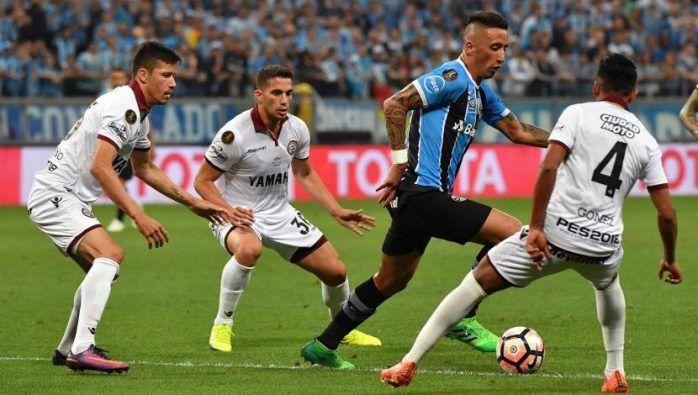 Lanús vs Gremio en vivo 29/11/2017 - Ver partido Lanús vs Gremio en vivo online 29 de noviembre del 2017 por Copa Libertadores. Resultados horarios canales y goles.