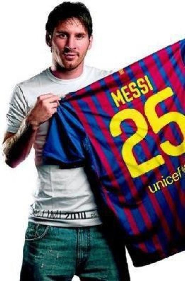 Happy 25th Birthday Lionel Messi!