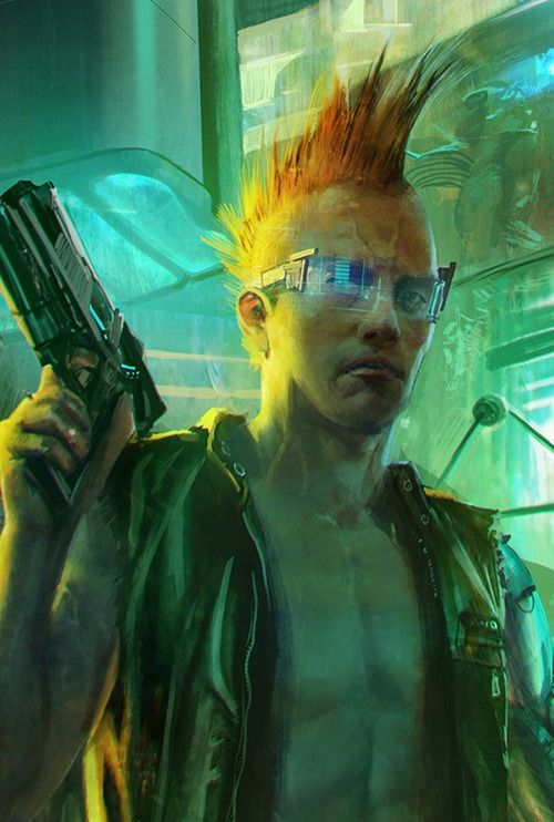 CD Projekt's Cyberpunk inspired by Blade Runner, William Gibson, Deus Ex  CD Projekt RED, creators of The Witcher series, have revealed some fresh details on its next RPG, sci-fi game Cyberpunk.