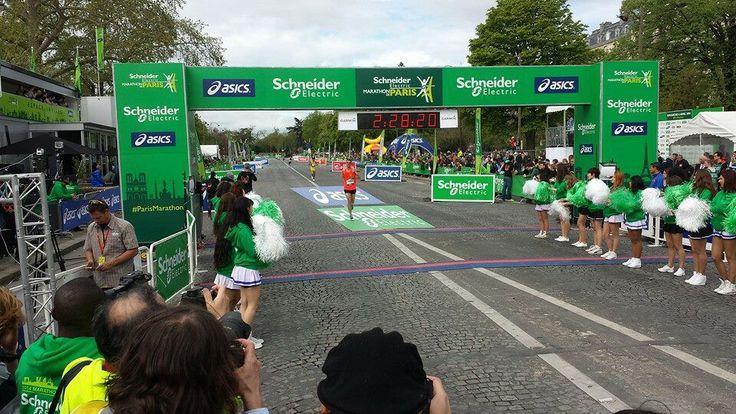 Marathon de Pari #sponsorship