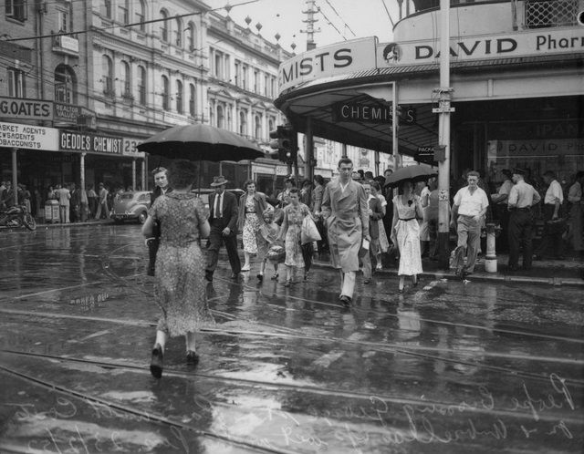 On this date in history in Brisbane