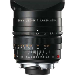 Leica Summilux-M 11601 24 mm f/1.4 Wide Angle Lens