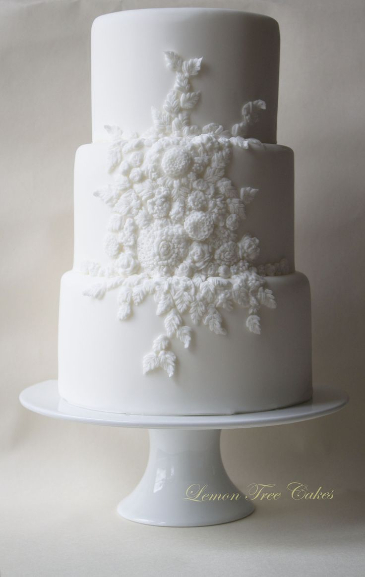 750 best color: white images on Pinterest | Pretty cakes, Beautiful ...