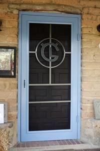 exclusive custom artistic design screen doors available only at steveu0027s screens carlsbad check out