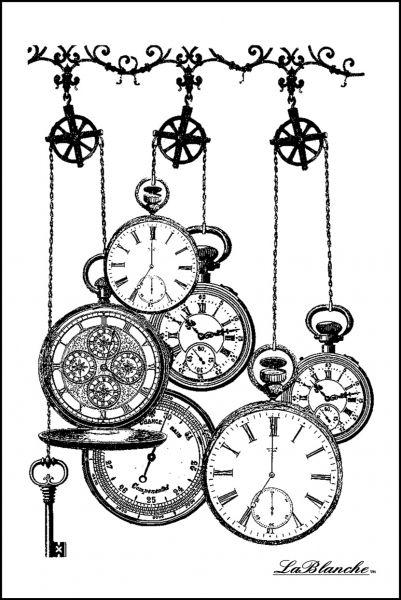LB1461 Hanging Clocks