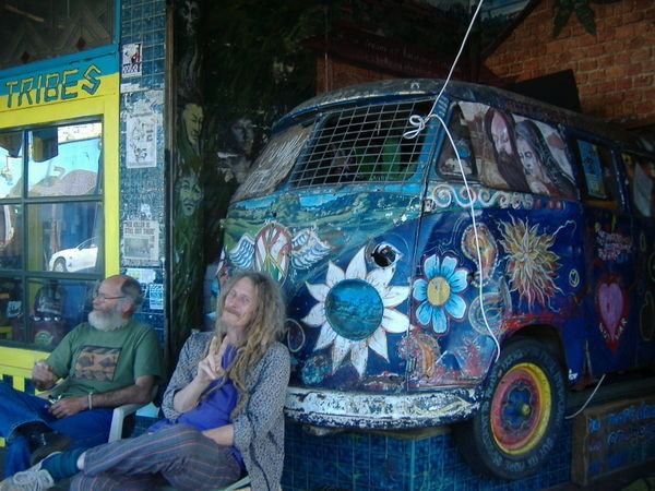 Nimbin, Australia... theres no place like it literally, full of ageing hippies!