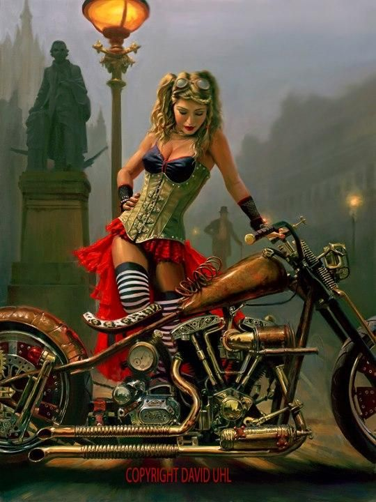 "The first ""David Uhl"" picture I came across...I have been a fan of his work ever since."