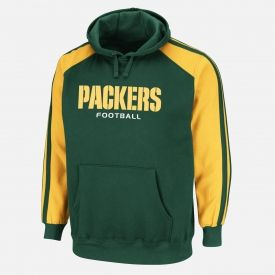 NFL Mens Green Bay Packers Hoodie Sweatshirt