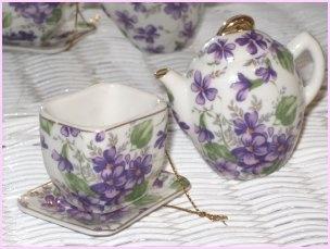 Mini Cup/Tea Pot