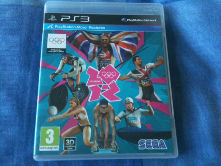 London 2012 #(sony playstation 3 game of #olympic #sports) ps3,  View more on the LINK: http://www.zeppy.io/product/gb/2/371749982265/