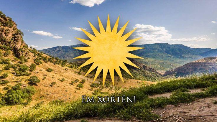 "National Anthem of Kurdistan - ""Ey Reqîb!"" (""ئهی رەقیب"")"