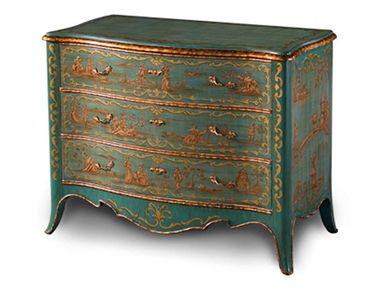 Totally vintage looking dresser!