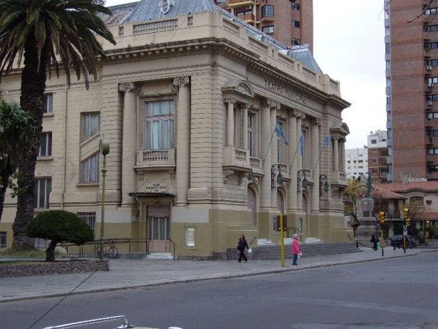 Bahia Blanca, Teatro Municipal.