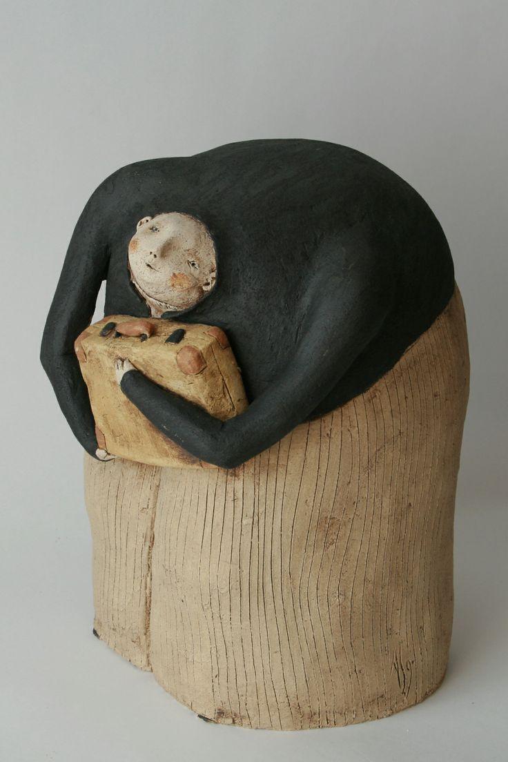 Трогательный мир скульптора Anne-Sophie Gilloen - Ярмарка Мастеров - ручная работа, handmade