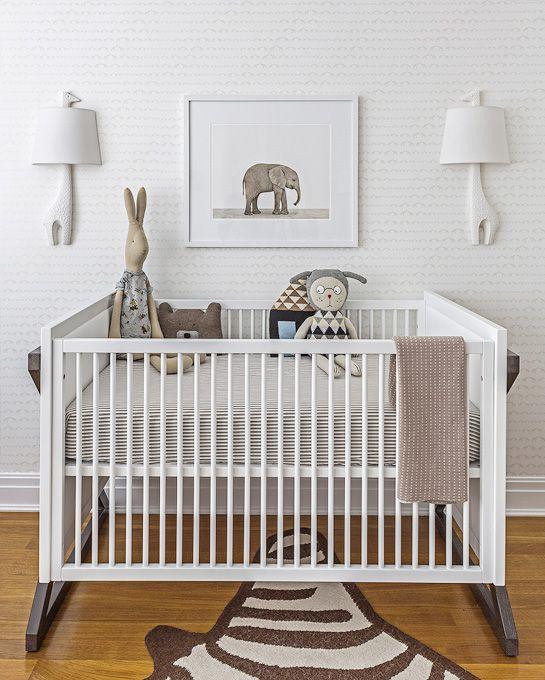 Boy Nursery: BABY BOY DANIEL. | The Animal Print Shop Blog