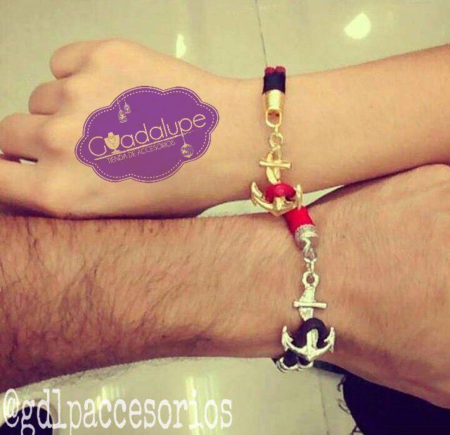 Pulseras para parejas, el regalo perfecto para demostrar cuando se aman.  Distribuidor autorizado Oceanco.  Info:3002893015 /3044405429.  #papa #diadelpadre #regalo #manilla #accesorios #cali #colombia #promo #padre
