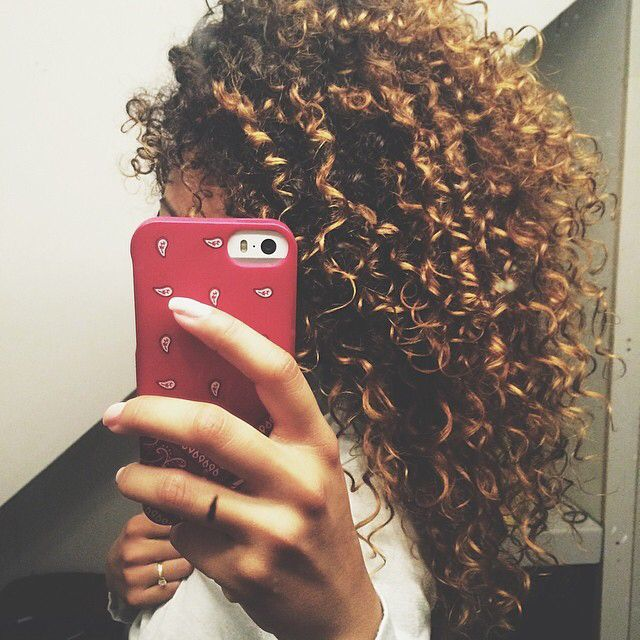 how to make nappy hair curly and soft