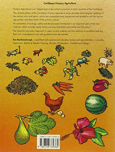 Caribbean Primary Agriculture - Book 2 New Edition (Bk.2)