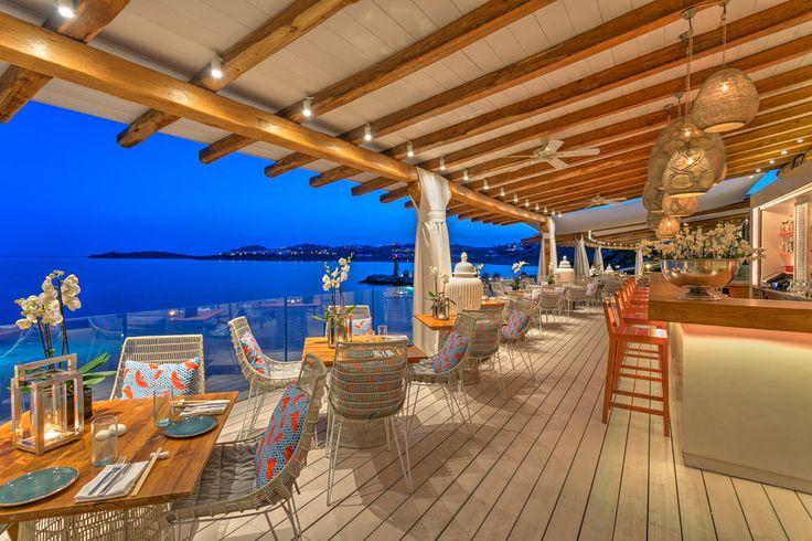 Buddha Bar Beach at Santa Marina Mykonos