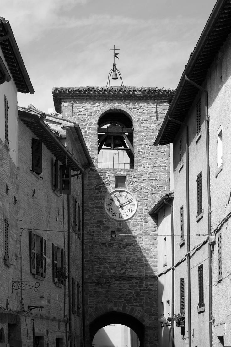 Torre dell'orologio - Festival Alogastronomia – Apecchio Città della Birra http://www.festivalalogastronomia.it/
