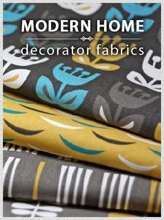 Home Decorating Fabrics   Large Modern Selection.