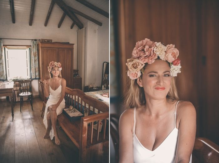 vintage boho chic wedding