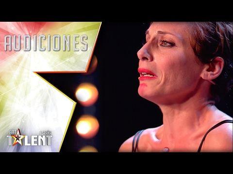 (10) ¡Pase de Oro de Jorge Javier! ¡Impresionante Solange Freyre! | Audiciones 4 | Got Talent España 2017 - YouTube