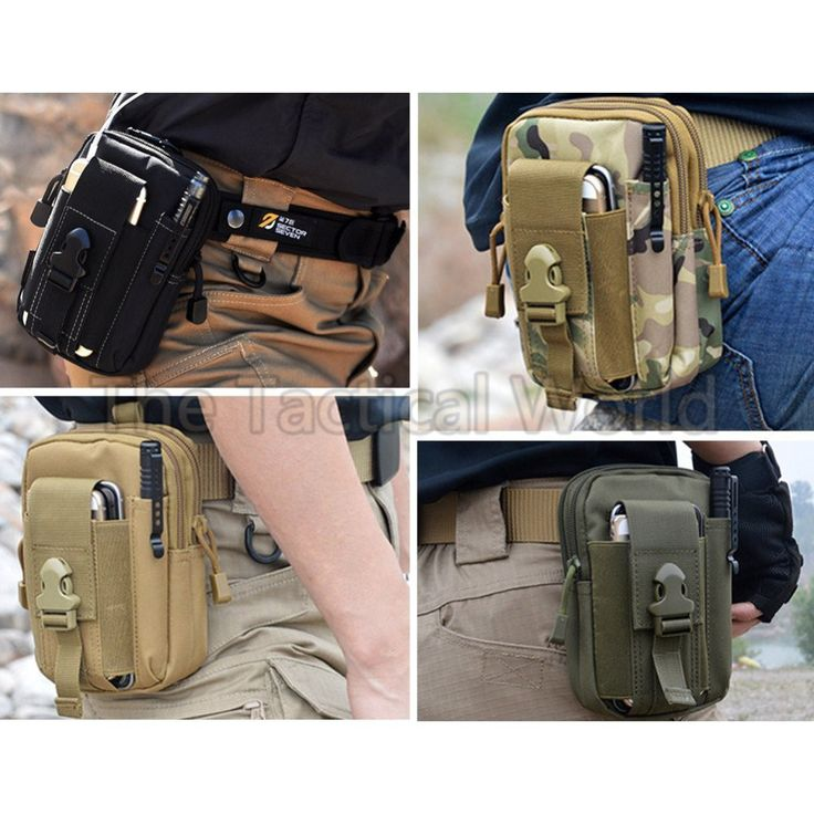 Tactical Gadget Pouch //Price: $9.95 & FREE Shipping //     #survival    #neverstopexploring #amazing