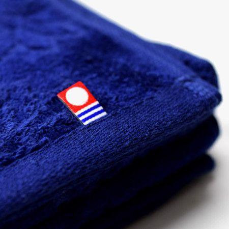 [소우케타올]이마바리타올 마가렛트 네이비 페이스(imabari towel Margaret Navy Face)