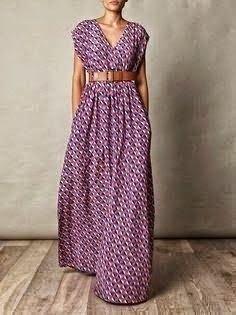 South African Sotho Shweshwe Dresses for 2014
