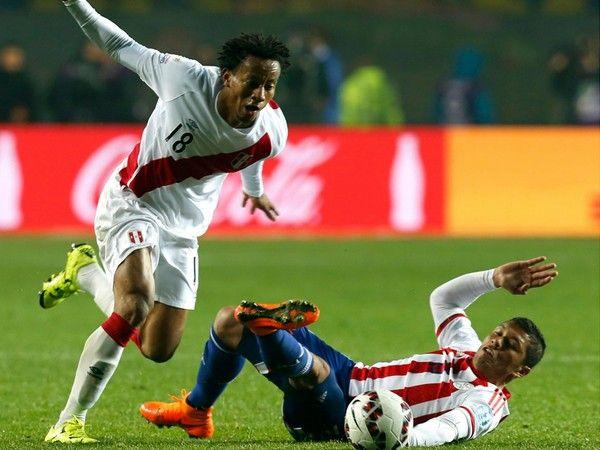 Selección peruana: André Carrillo y la jugada 'maradoniana' en el gol de Paolo Guerrero [VIDEO]
