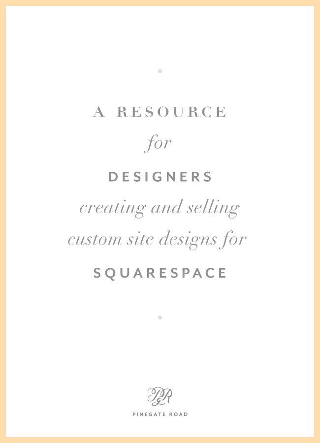 Blog   PINNATE ROAD   Squarespace Resource for Designers   Squarespace Design Guild