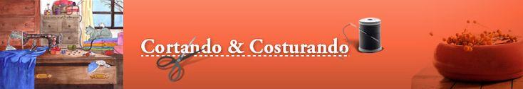 Cortando e Costurando tutorial de saia godê