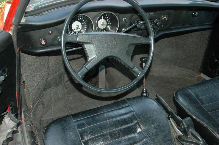 1972 Volkswagen Karmann Ghia Coupe for sale #1860941   Hemmings Motor News